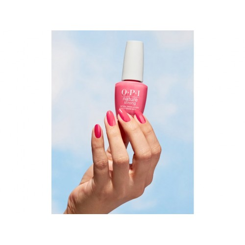 OPI NATURE STRONG BIG BLOOM ENERGY 15ml