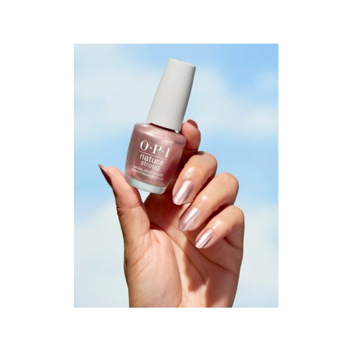 OPI NATURE STRONG INTENTIONS ARE ROSE GOLD 15ml