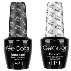GEL COLOR BASE & TOP COAT