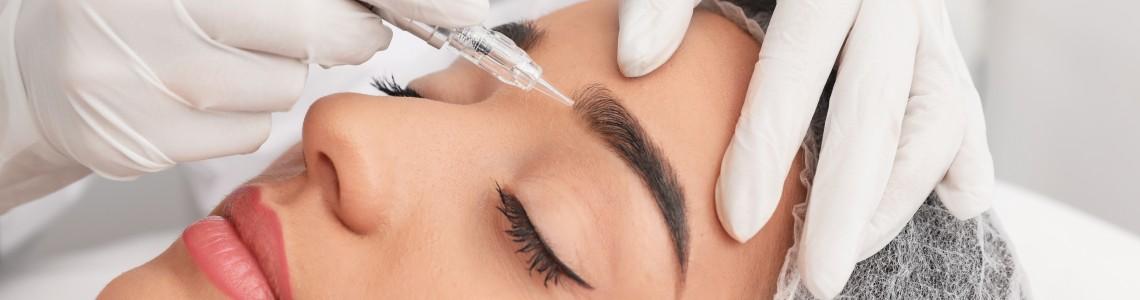 Rekvalifikačné kurz : Permanentný make-up