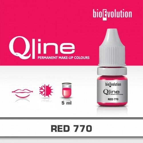 Pigment BIOEVOLUTION QLine RED 770 - 5 ml