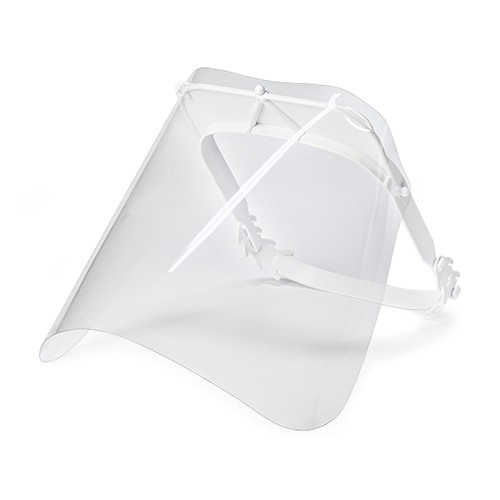 Ochranný plastový štít Premium