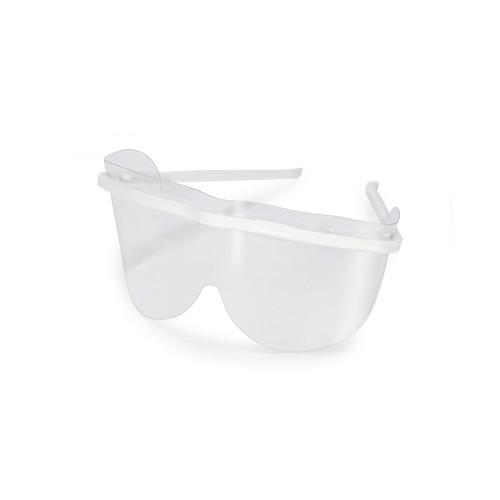 Ochranné plastové okuliare