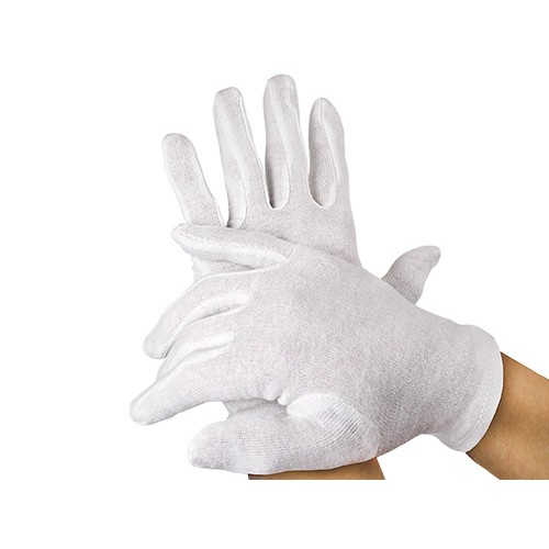 Bavlnené rukavice 1 pár